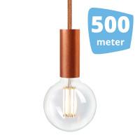 500X NUD Aqua Copper Series  Railverlichting + 500M Rails
