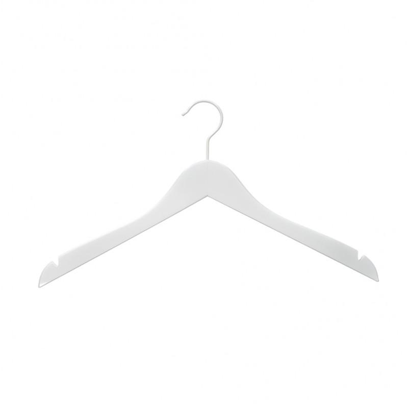 Hanger white Helena 44 cm