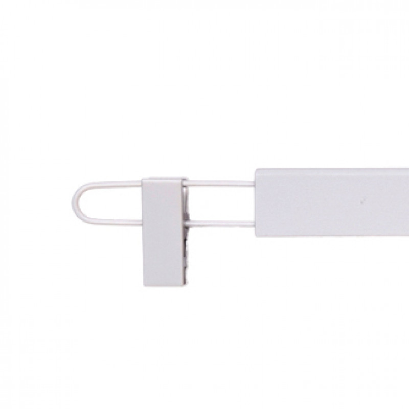 Hanger white Ema 42 cm