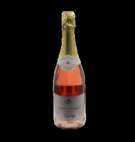 Philipe George Champagne Brut Rosé, Allemant,