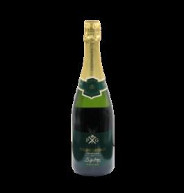 Philipe George Champagne Brut Carte Blanche, Allemant,
