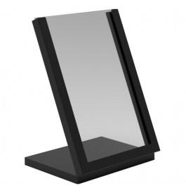 Display A4 zwart staand 01ST0052_ZWART