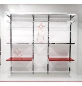 Complete winkelinrichting 100 m2 slechts 2499 euro