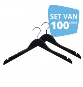 100X Hanger Helena 44cm Black