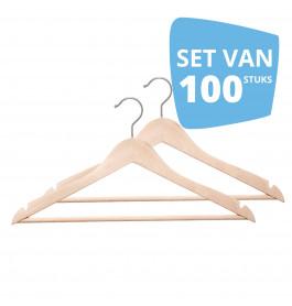 100X Hanger Helena 44cm Bar Raw