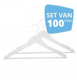 100X Hanger Helena 44cm Bar White