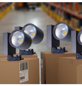 LED Spots - 1000 gebruikte modellen