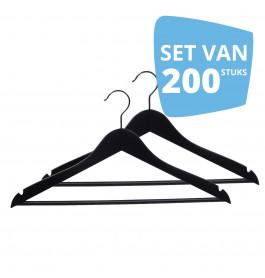 200X Hanger Helena 44cm Bar Black