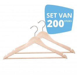200X Hanger Helena 44cm Bar Raw