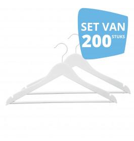 200X Hanger Helena 44cm Bar White