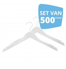 500X Hanger Helena 44cm White