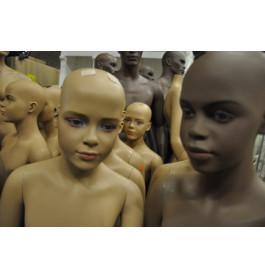 Realistische kinderfiguren van exclusief A-merk