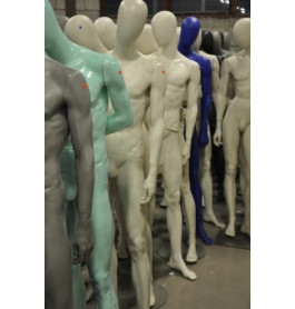 Faceless herenfiguren van  exclusief A-merk nwpr was 1200 euro opruiming 100 euro!!!