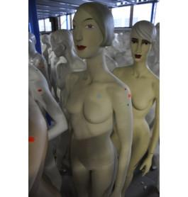 Extravagante damesfiguren van exclusief A-merk