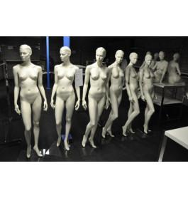 gebruikte gestyleerde Damesfiguren van exclusief A-merk nwpr was 1000 euro!