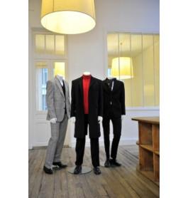 3 x Headless herenfiguren van merk gruppo corso HL74/75/76WH