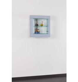 Special vitrinekast Teatro Wand RAL 9006 65 CM zonder opties | Zilver