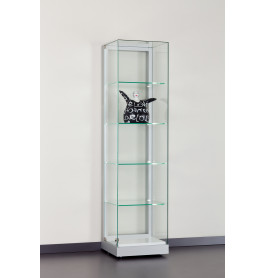 Special vitrinekast Base 48 cm zonder opties | Wit
