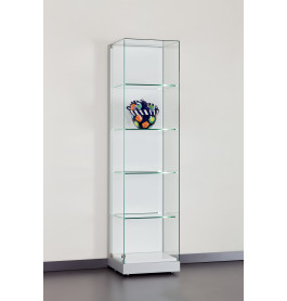 Special vitrinekast Modern 48 cm zonder opties | Wit