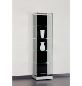 Special vitrinekast Modern 48 cm zonder opties | Zwart