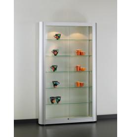 Special vitrinekast Senzavari 119 CM zonder opties | Lichtgrijs