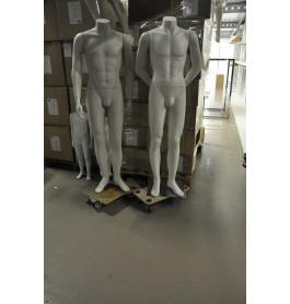 Headless herenfiguren van exclusief A-merk