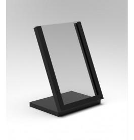 Display A6 zwart staand 01ST0050