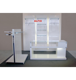Alfix wandsysteem R-AL-001