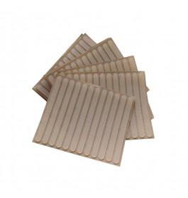 Antislip bags (100) transparant for Helena raw/white