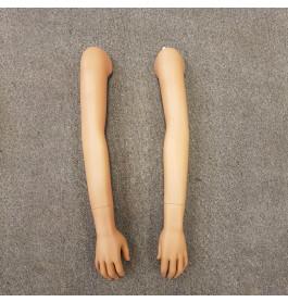 Set dames armen links en rechts gebruikt 70 cm