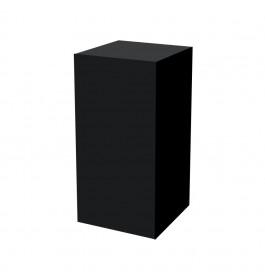 Zwart glossy podium 50 x 50 x 100 cm B-BKP-012_BLACK