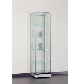 Special vitrinekast Base 48 cm zonder opties | Zwart