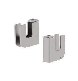 Bigshop aluminium inserts inclusief kleine schroef