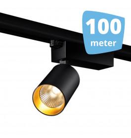 100x Billy horeca spots/ private home + 100m rails