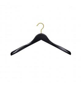Hanger black Mila 39 cm Gold Hook