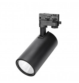 LED Railverlichting Style 3500K Zwart