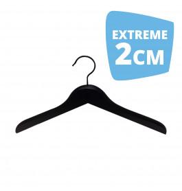 Hanger black Helena 44 cm Extreme 2cm Dik
