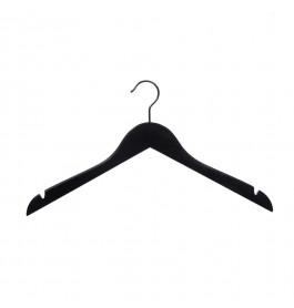 Hanger black Helena 44 cm