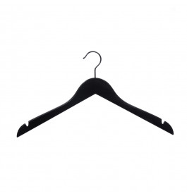 Hanger black Helena XXL 47 cm voor extra grote maten