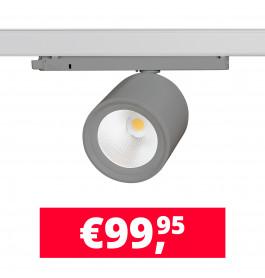 LED Railverlichting BS020 Grijs