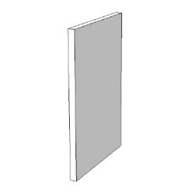 Super high glossy eindplank voor toonbank C-PEC-012