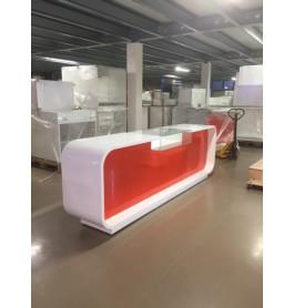 Excentric toonbank wit rood C-PEC-015_COMP