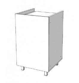 Toonbankkastje met lade en planken C-PHR-005
