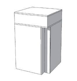 Toonbank U-Frame Thick C-PUH-009