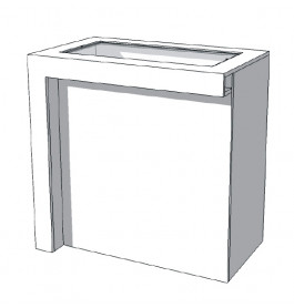 U-Frame Thin C-PUT-002