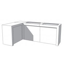 U-Frame Thin C-PUT-018-COMP