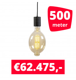 LED Railverlichting Colosseum Retro 2100K 500 spots + 500M rails