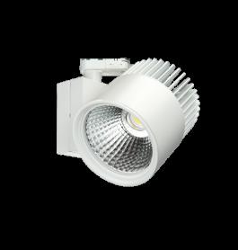Concentra LED tracklight 4500Lm 3000K White