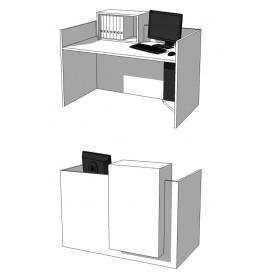 Receptie desk