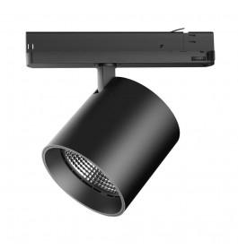 LED Railverlichting DiabloL 33W Zwart 3000K